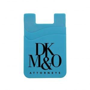 Dual Pocket Wallet, 1 color logo