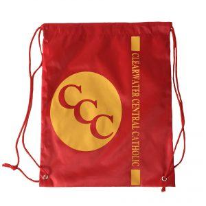 Drawstring Bag, 1 color logo