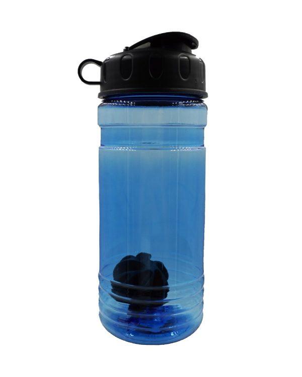 Shaker Bottle 20 oz blue1 (Custom)