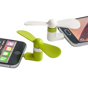 Mobile Phone Fan, Apple