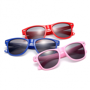 Sunglasses, 1 color logo